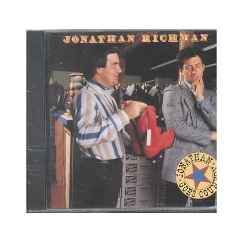 Jonathan Richman - Jonathan Goes Country (CD) - image 1 of 1