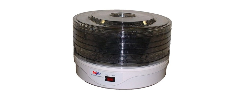 Image of Total Chef Food Dehydrator - TCFD05