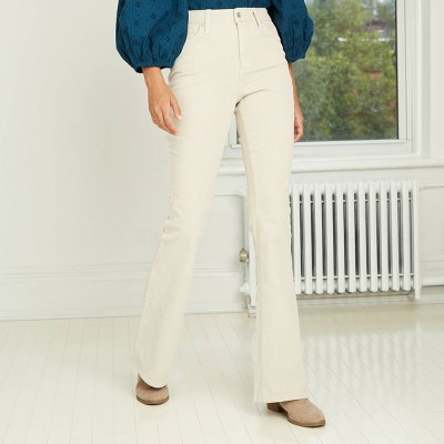 Women's High-Rise Flare Corduroy Pants - Universal Thread™