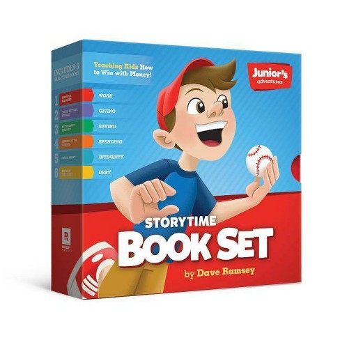 Junior's Adventures: Storytime Book Set - by  Dave Ramsey (Hardcover) - image 1 of 1