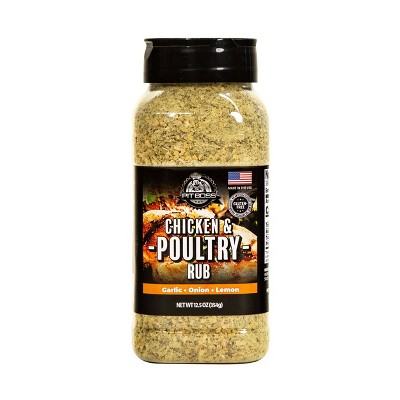 Pit Boss Chicken and Poultry Rub