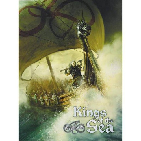 Yggdrasill: Kings of the Sea - (Paperback) - image 1 of 1