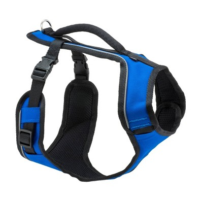PetSafe EasySport Adjustable Dog Harness - Blue