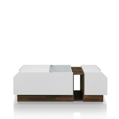 Tammers Coffee Table White - ioHOMES