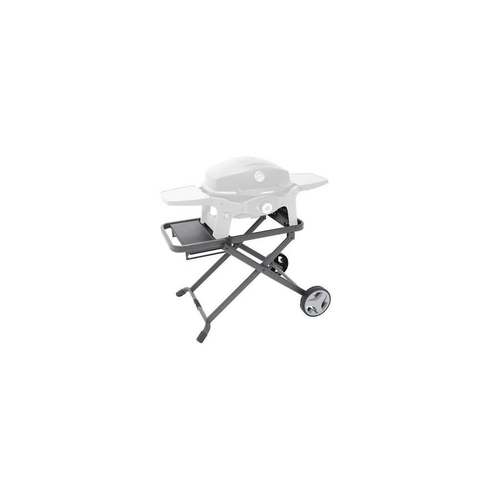 Image of Pantera Foldable Grill Cart Black - Landmann