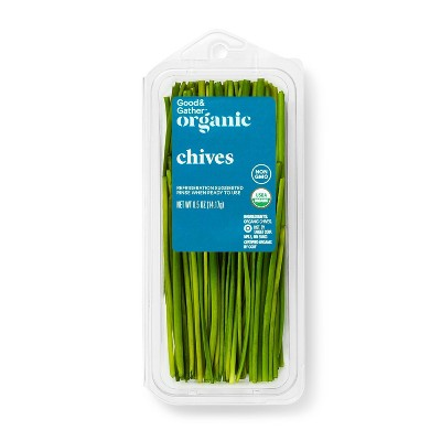 Organic Chives - 0.5oz - Good & Gather™