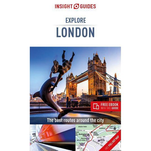 Insight Guides Explore London (Travel Guide with Free Ebook) - (Insight Explore Guides) 3 Edition - image 1 of 1