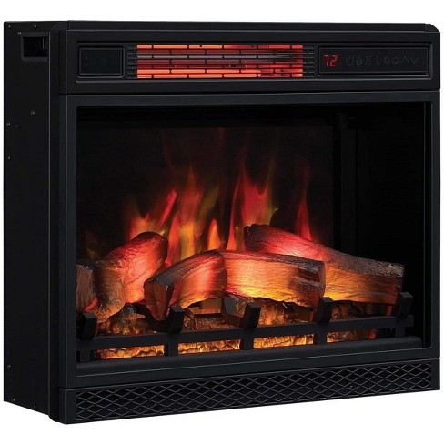 Classicflame 23 In 3d Spectrafire Plus, Fake Fireplace Heater Insert