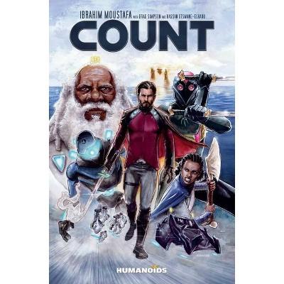 Count - by  Ibrahim Moustafa (Paperback)