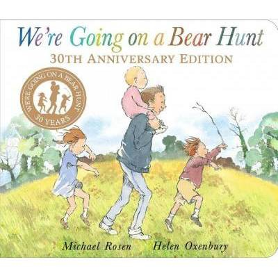 We're Going on a Bear Hunt - BRDBK ANV by Michael Rosen (Hardcover)