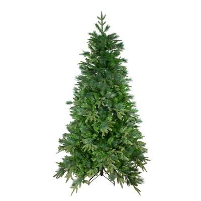 Northlight 6.5' Unlit Artificial Christmas Tree Full Mixed Colorado Pine