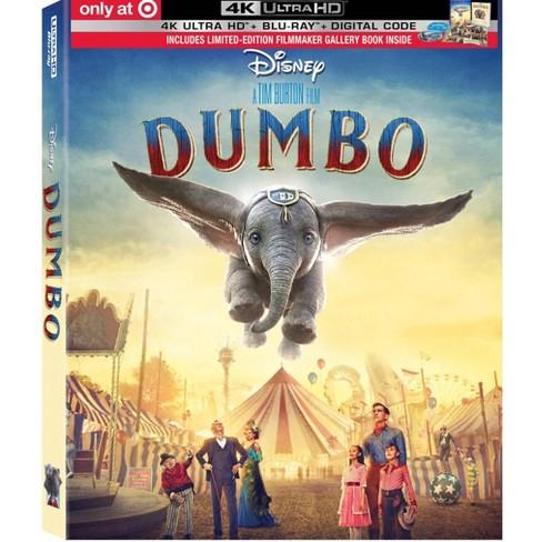 Dumbo Live Action (Target Exclusive) (4K/UHD) - image 1 of 3