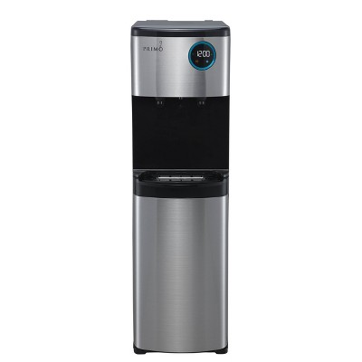 Primo Smart Touch 2.0 Bottom Loading Water Dispenser - Silver