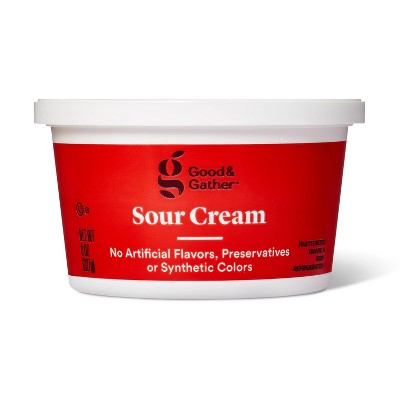 Sour Cream - 8oz - Good & Gather™
