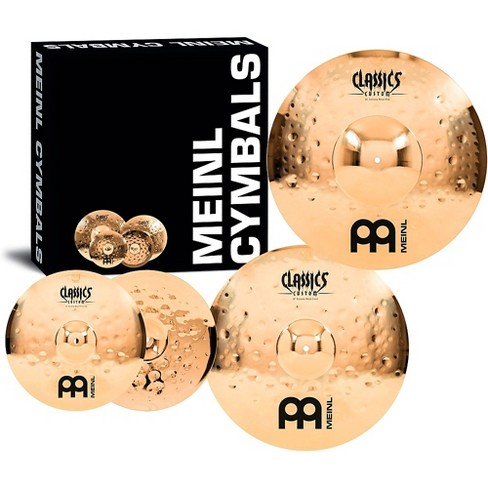 Meinl Classics Custom Extreme Metal Cymbal Set - image 1 of 4