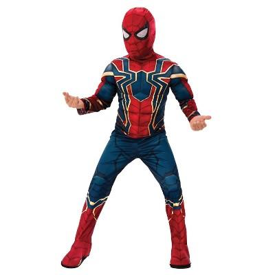 Kids' Marvel Spider-Man Iron Spider Infinity War Halloween Costume