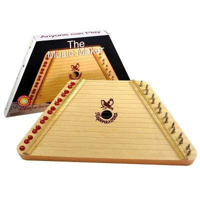 The Music Maker Easy Play Lap Harp