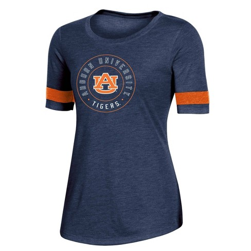 NCAA Auburn Tigers Women's Short Sleeve Crew Neck T-Shirt - image 1 of 2