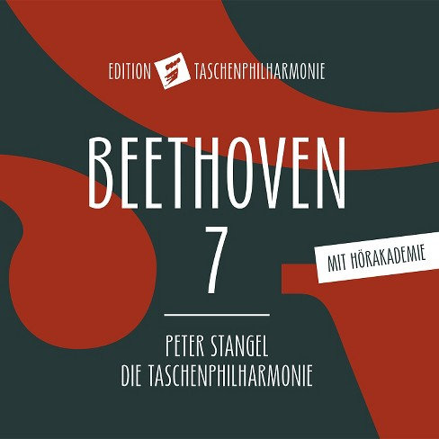 Ludwig va beethoven - Beethoven:Symphony no 7 (CD) - image 1 of 1