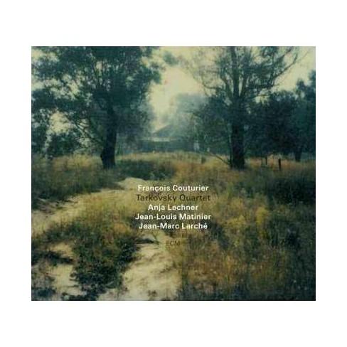 Francois Couturier - Tarkovsky Quartet (CD) - image 1 of 1