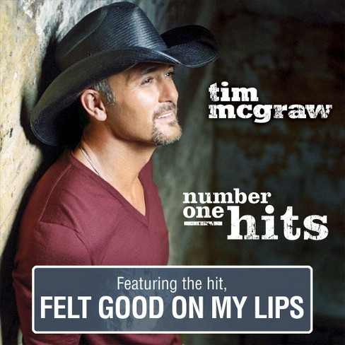 Tim McGraw - Number One Hits (CD) - image 1 of 1