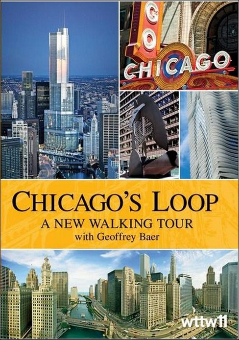 Chicago's loop:New walking tour with (DVD) - image 1 of 1