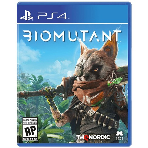 Biomutant - PlayStation 4 - image 1 of 4