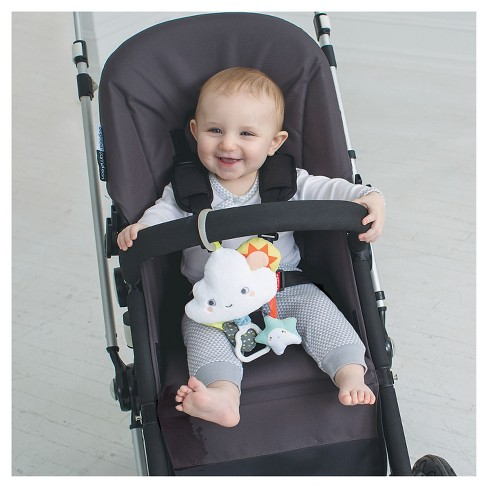 a23325b513ecc Skip Hop® Silver Lining Cloud Jitter Stroller Baby Toy   Target