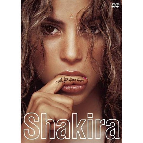 Shakira: Oral FIxation Tour [DVD/CD] - image 1 of 1