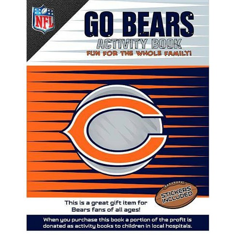 Go Bears Activity Book - by  Darla Hall (Paperback) - image 1 of 1
