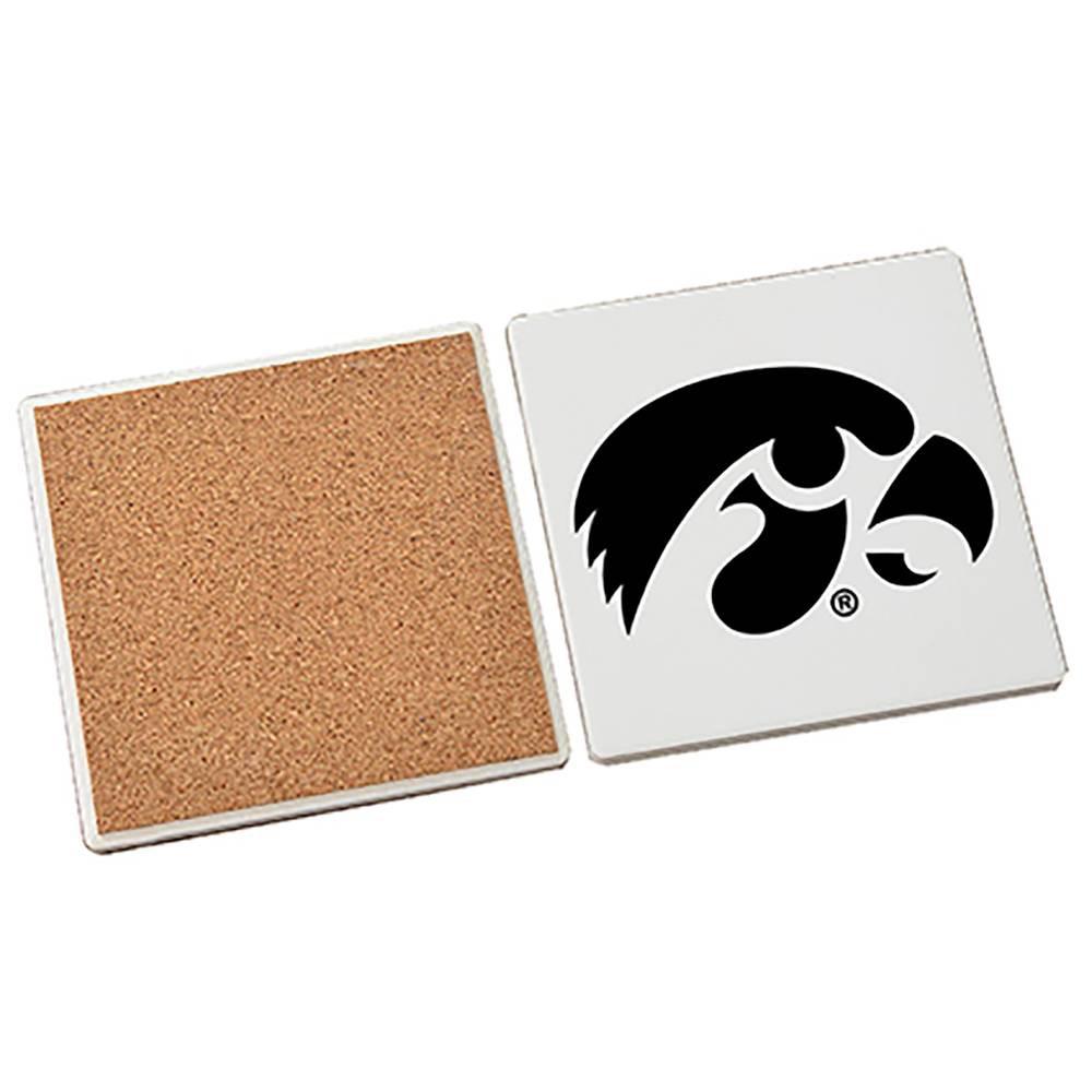 NCAA Iowa Hawkeyes Stone Coasters