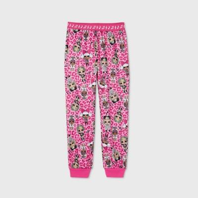 Girls' L.O.L. Surprise! Pajama Pants - Pink