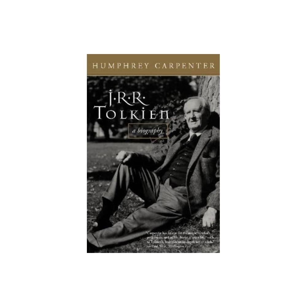 J R R Tolkien By Humphrey Carpenter Paperback