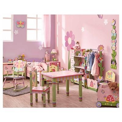 Superbe Fantasy Fields Magic Garden Kids Furniture Collection   Teamson