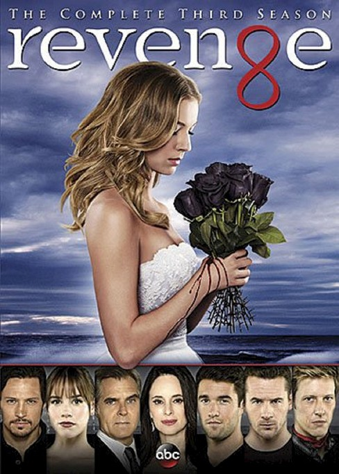 Revenge: The Complete Third Season [5 Discs] - image 1 of 1