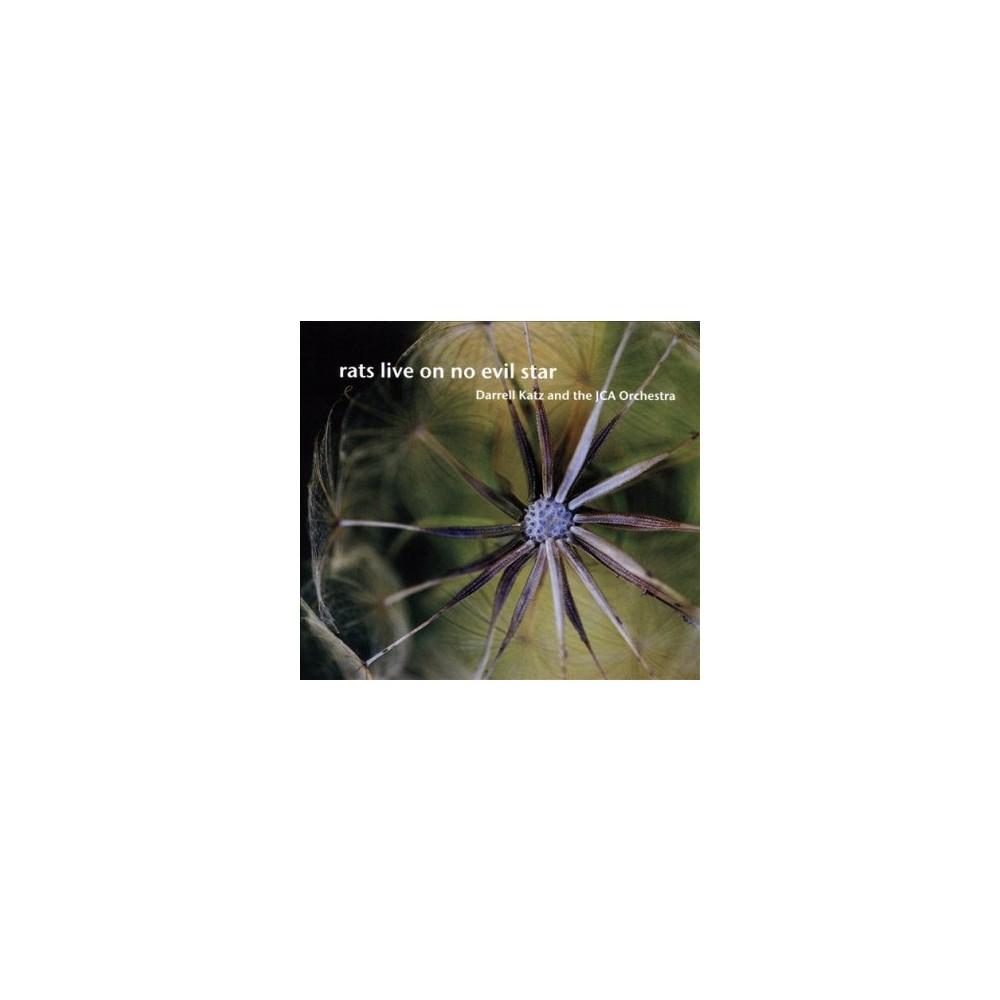 Darrell Katz - Rats Live On No Evil Star (CD)