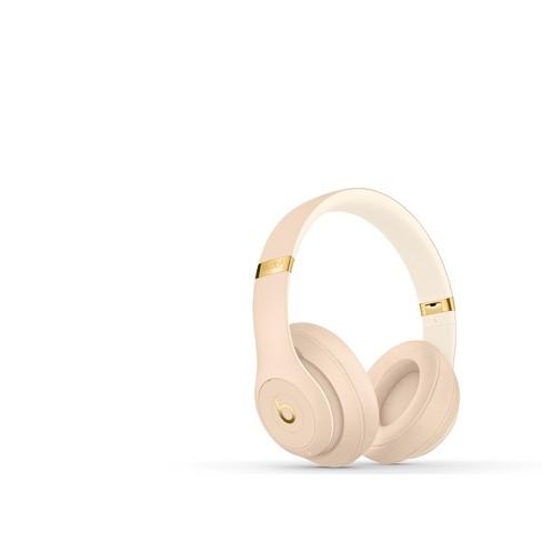 Beats Studio3 Wireless Over Ear Noise Canceling Headphones Desert Sand Target