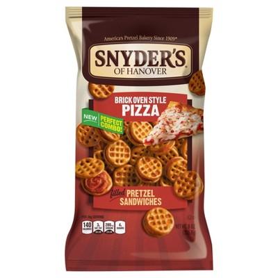 Pretzels: Snyder's Pretzel Sandwiches