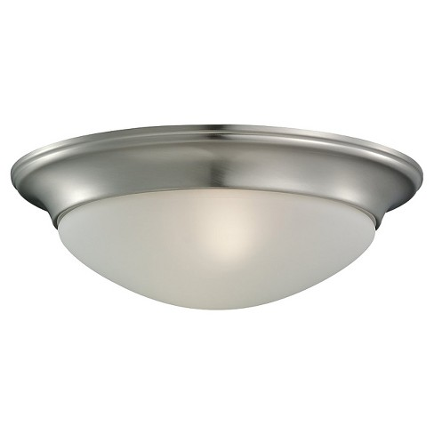Sea Gull Lighting Ceiling Lights - Metal/Clear - image 1 of 1