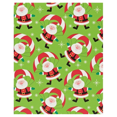 about this item - Christmas Wrap