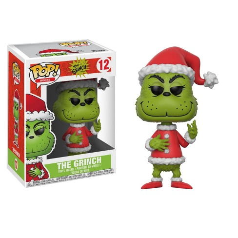Funko The Grinch Santa Grinch With CHASE - image 1 of 2