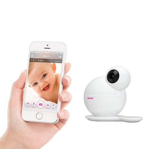 Ibaby M6s Digital Video Monitor White Target