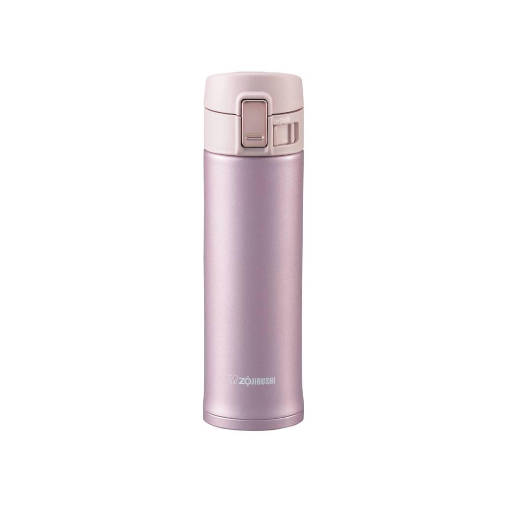 Image of Zojirushi 16oz Stainless Steel Vacuum Insulated Mug with SlickSteel Interior - Lavender Pink