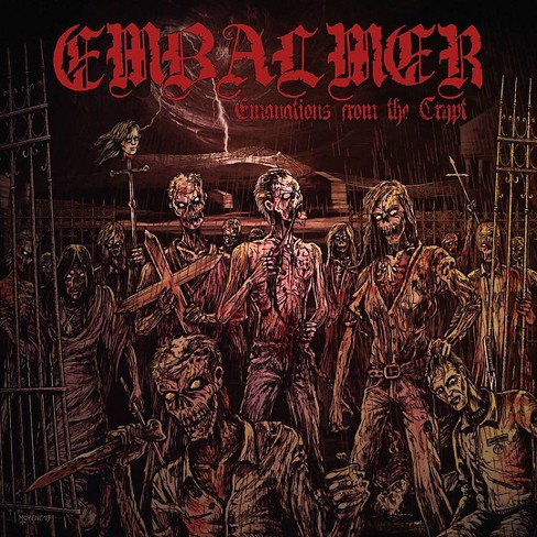 Embalmer - Emanations from the crypt (Vinyl) - image 1 of 1