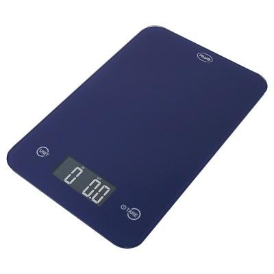 AWS Digital Kitchen Scale - Blue