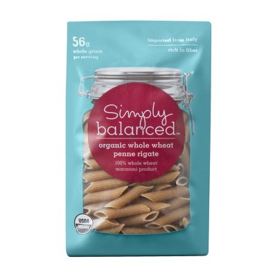 Pasta: Simply Balanced Whole Wheat