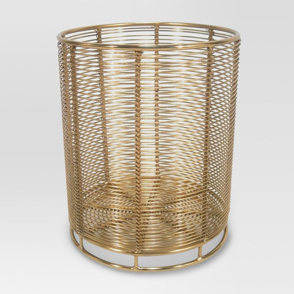 Gold-plated Utensil Holder - Threshold