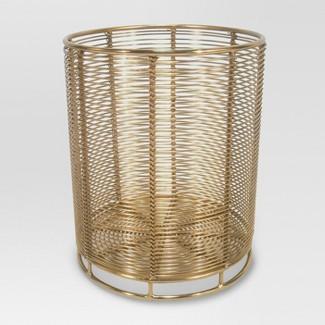 Gold-plated Utensil Holder - Threshold™