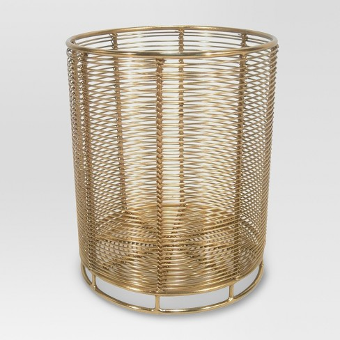Gold-plated Utensil Holder - Threshold™ - image 1 of 1