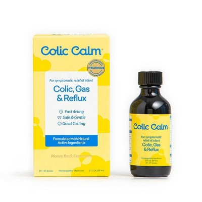 Colic Calm Homeopathic Gripe Water Colic Treatment - 2oz